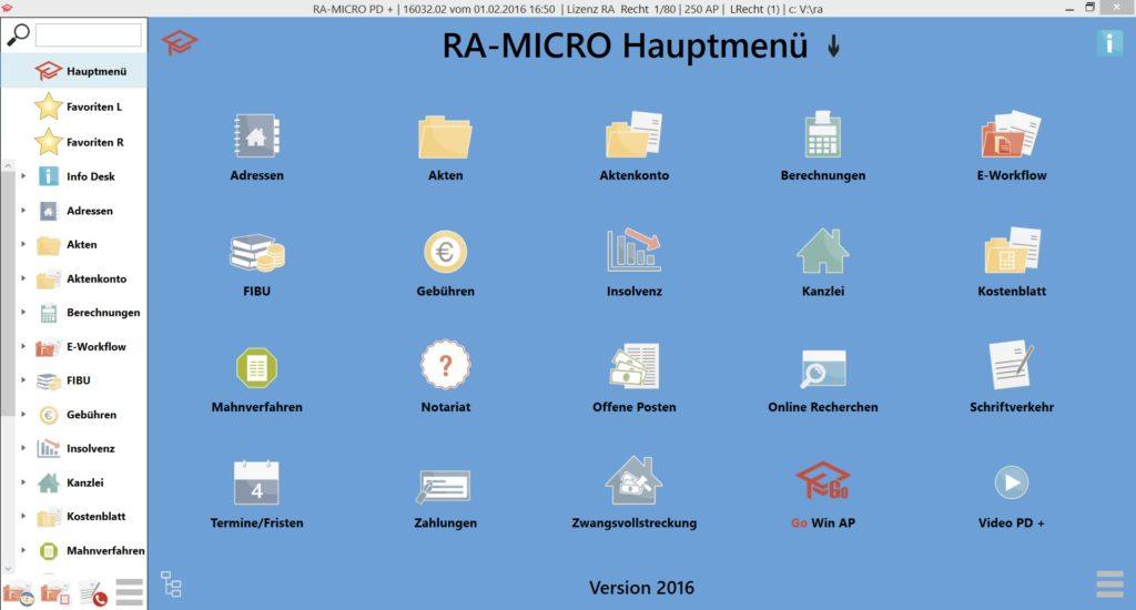 Ra Micro Testversion